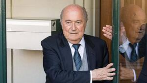 Platininin CAStaki duruşmasında Blatter ifade verdi