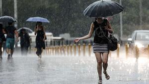 Meteorolojiden uyarı: Pazartesi başlıyor