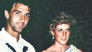 Diana'yla aşk yaşadık