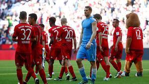 Bayern Münih, şampiyonluk fırsatını tepti