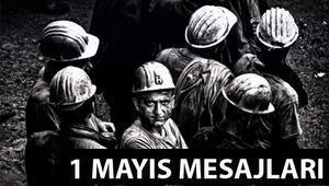 1 Mayıs İşçi Bayramı mesajları - İşte en güzel 1 Mayıs mesajları
