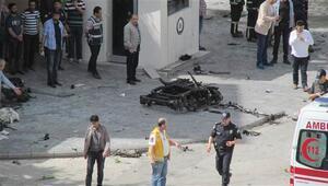 Gaziantepte bombalı saldırı