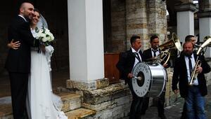 Böyle olur Makedon düğünü