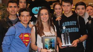 Türk öğrenciler, 'Dalton' ile ABDde ödül kazandı