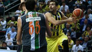 Fenerbahçe: 100 - Akın Çorap Yeşilgiresun Belediyespor: 79