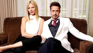 Robert Downey Jr, Gwyneth Paltrowa hayranlığını itiraf etti