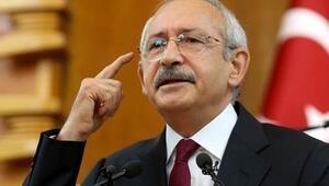 Kılıçdaroğlu: Davutoğluna tüm haklarımızı helal ediyoruz