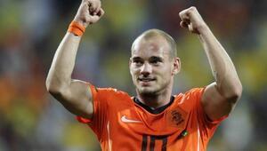 Galatasaraya Sneijder müjdesi