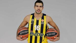 Fenerbahçenin en tecrübelisi Sloukas