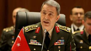 Genelkurmay Başkanı açıkladı: 1300 IŞİDli...