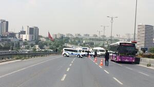 İstanbulda şüpheli paket alarmı yol kapattı