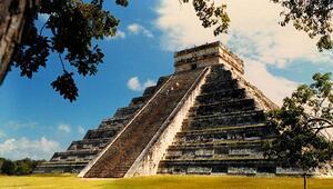 15 yaşındaki çocuk kayıp Maya şehrini keşfetti