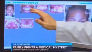 Diş telleri küçük kızı az kalsın öldürüyordu