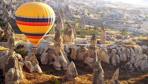 Kapadokya bir deneyimdir, yaşanmalıdır