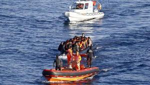 Yunanistana ulaşan kaçak göçmen sayısında büyük düşüş