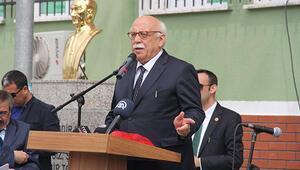 Bakan Nabi Avcı okul açılışında konuştu:Öğretmenler unutulmaz