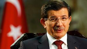 Davutoğlu megafonla seslendi, helallik istedi