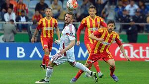 Kayserispor 1-1 Sivasspor