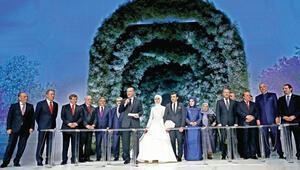 Sümeyye Erdoğanın nikahı: Ceylanını evlendirdi