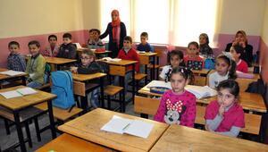 Kayseri'de 4 bin Suriyeli çocuk eğitimde