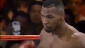 Neden 1995teki bir boks maçının görüntüleri interneti çıldırttı İşte cevabı...