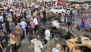 Bağdat'ta bombalı saldırılarda en az 69 kişi hayatını kaybetti