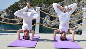 Yoga Festivali'nde Hayallerini Yaşa
