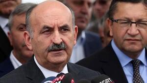 Sağlık Bakanı Müezzinoğlu vahim iddiayı cevapladı