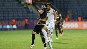 Osmanlıspor 1-0 Akhisar Belediyespor