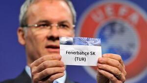 Fenerbahçenin Şampiyonlar Ligindeki muhtemel rakipleri