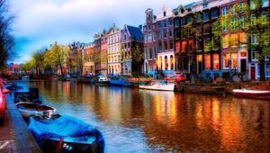 36 saatte Amsterdamda gezilecek yerler