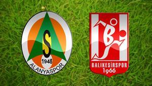Alanyaspor Balıkesirspor maçı saat kaçta hangi kanalda canlı olarak yayınlanacak