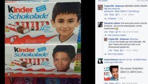 Kinder çikolatalarında ırkçı partiye İlkay Gündoğan sürprizi
