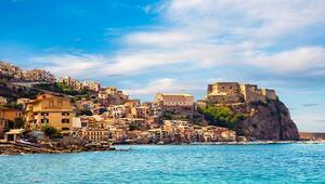 Sicilya'da bir hafta deniz keyfi...