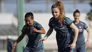 A Milli Kadın Futbol Takımının kadrosu açıklandı