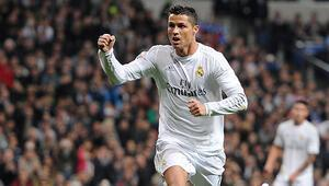 Şampiyonlar Liginin en golcüsü Ronaldo