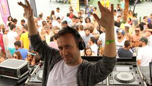 Ünlü DJler Bodruma damga vurdu