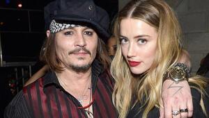 Boşanmak üzere olduğu eşi Amber Heardden Johnny Depp hakkında korkunç iddia: Bana şiddet uyguladı