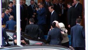 First Ladylerin samimi buluşması