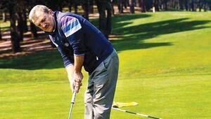 'Ataköy stresi' golf şampiyonu yaptı