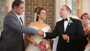 Edirnede 41 yıl sonra sinagogda nikah