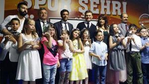 Çocuklardan kısa film festivali