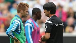 Löw Reusu EURO 2016 kadrosuna almadı