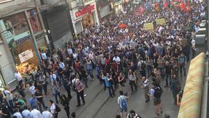 Polis Gezi Parkından ayrıldı