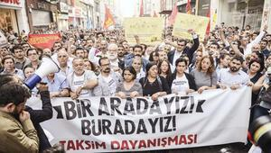 3. yıldönümünde de Gezi Parkı kapalı