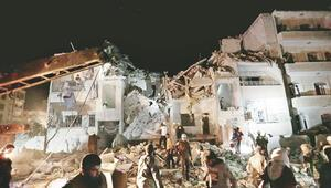 İdlibe ağır bombardıman