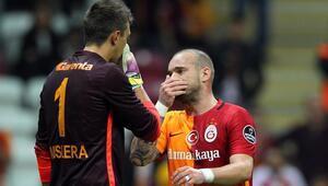 Sneijder'in kalmak için şartı var