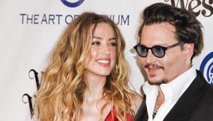 Johnny Depp ve Amber Heardün boşanma davası nafaka savaşına dönüştü