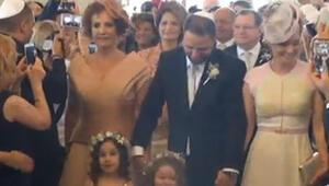 Büyük Sinagog'da 41 yıl sonra ilk düğün