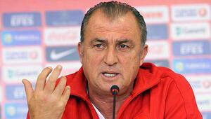 Fatih Terimden Slovenya maçı öncesi flaş açıklamalar
